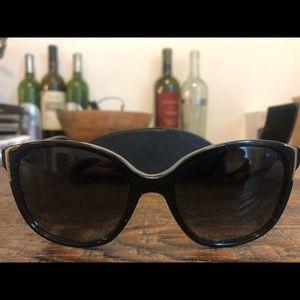 Prada Polarized Sunglasses Black
